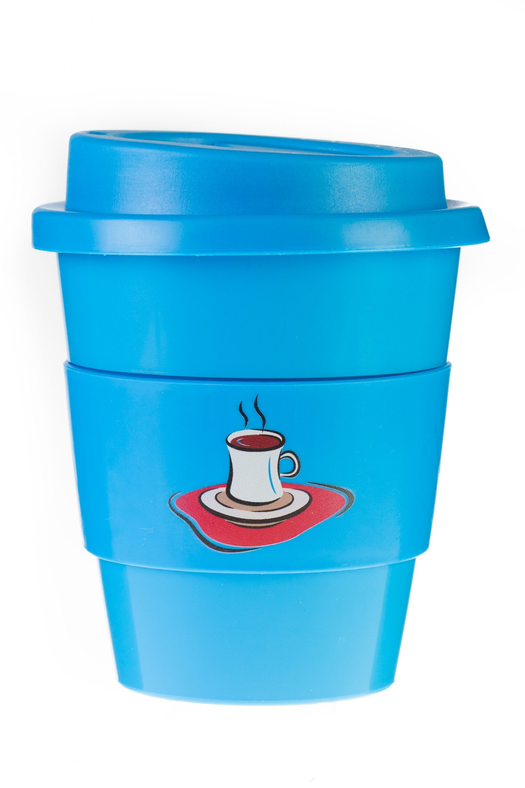 100% Recyclable Travel Coffee Cup
