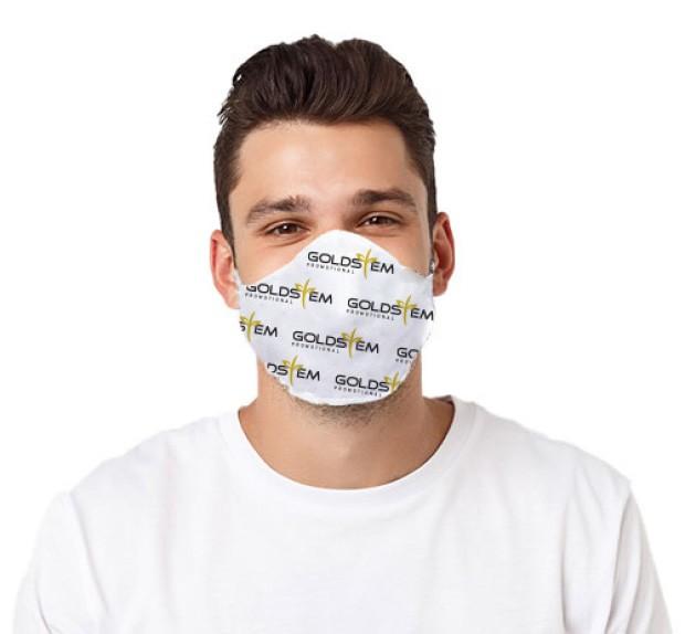 Customised Cotton Face Mask