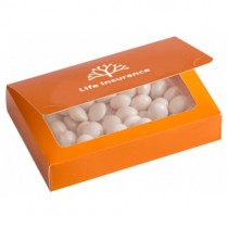 Colour Business Card Box with Mints 50g