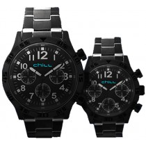 Black Bolt Chrono Watch