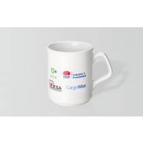 Digital Colour Print Mug - Flare