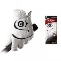 Footjoy WeatherSof Glove-Custom Q-Mark