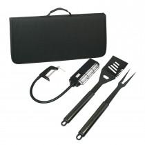 BBQ Light & Tool Set