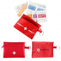 22 Piece First Aid Travel Kit