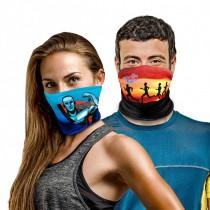 Elite Custom Neck Gaiter Multi-Purpose Face Covering