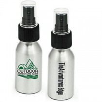 Insect Spray Aluminium Bottle
