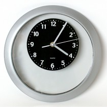 Advertiser Wall Clock