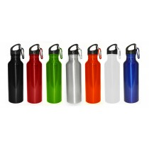Aluminium Carabiner Drink Bottle