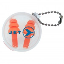 Silicone Earplugs in Carry Case