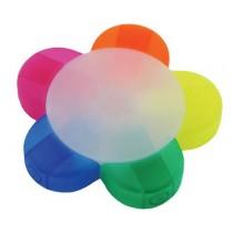 Daisy 5 Colour Highlighter Marker