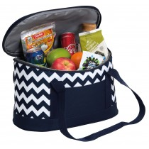 Oasis Chevron Cooler