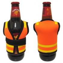 Safety Vest Bottle Holder