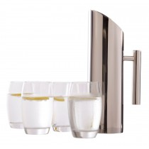 Executive Water Jug and Glass Set