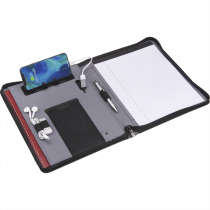 Zoom Wireless Charging Padfolio