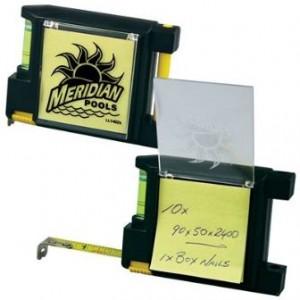 4-in-1 2m Tape Measure